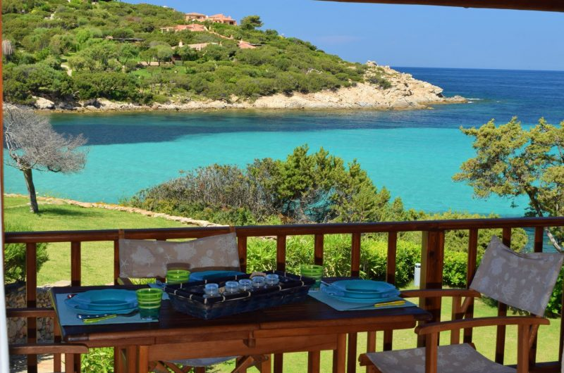 Porto Cervo exclusive apartment by the beach